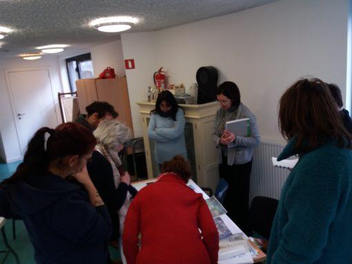 Les ateliers de construction «projets thématiques»