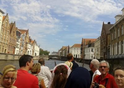 Sortie Bruges