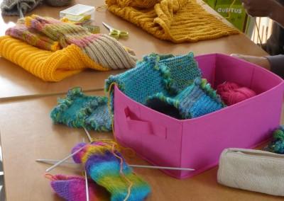 L'atelier tricot-couture